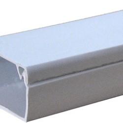 Короб пластиковый e.trunking.stand.12.12, 12х12 мм, 2м (200 м.п./уп)