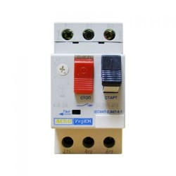 Автомат защиты двигателя ВА 2005 М10 4-6,3