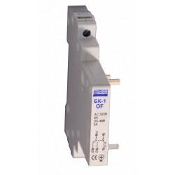 Блок-контакт БК-1 380V/415V