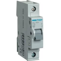 Автоматический выключатель МС 116 16А 1п С 6кА
