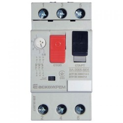 Автомат защиты двигателя ВА 2005 М05 0,63-1,0А