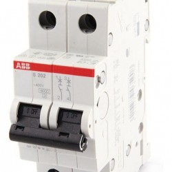 Автоматический выключатель ABB 2-п SН202-C 32A 6kA