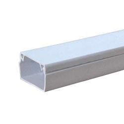 Короб пластиковый e.trunking.stand.40.16, 40х16 мм, 2м (80м.п./уп)