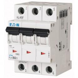 Автоматический выключатель Eaton (Moeller) PL4-C40/3 (293164)