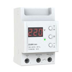 Защита от перенапряжения ZUBR D63