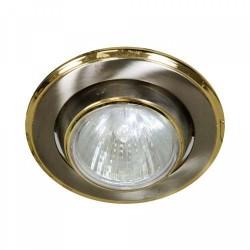 301 R-50 титан-золото Е14