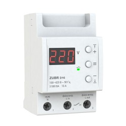 Защита от перенапряжения ZUBR D16