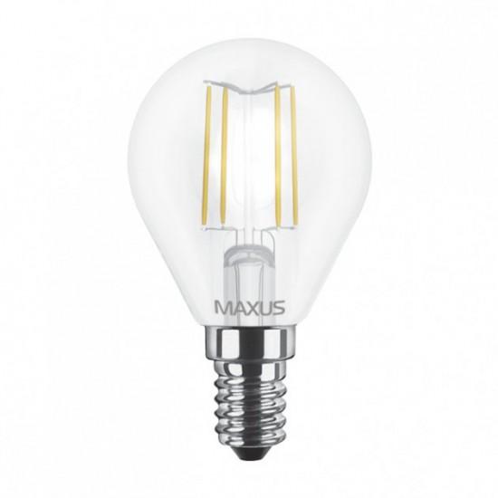 Лампа G45 FM 4W 4100K E14 220V 1-LED-548