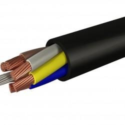 Гибкий кабель в резиновой изоляции H07RN-F  5х1,0