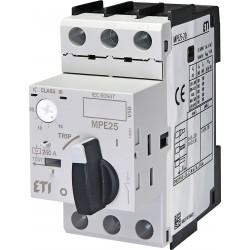 Автомати захисту двигуна MPE25-20