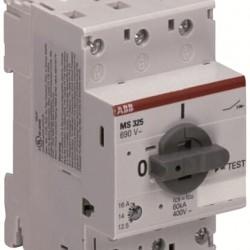 Автомат. вимикач захисту двигуна  МS325-25