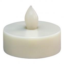 Светодиодная свеча FL075 1LED-белая