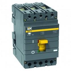 Силовой автоматический выключатель IEK ВА 88-35 3п 160А