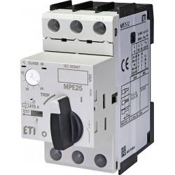 Автомати захисту двигуна MPE25-40