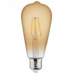 Лампа Filament А60 4W Е27 2200K