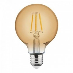 Лампа Filament А60 4W E27 2200K