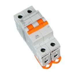Автоматический выключатель DG62 2п С 16А