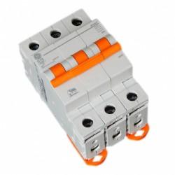 Автоматический выключатель DG63 3п С 10А