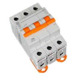 Автоматический выключатель DG63 3п С 32А