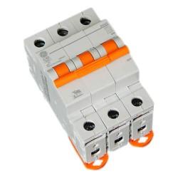 Автоматический выключатель DG63 3п С 40А