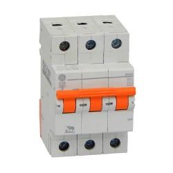 Автоматический выключатель DG63 3п С 25А