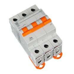 Автоматический выключатель DG63 3п С 63А