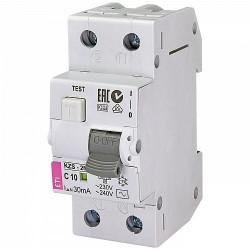 Дифференциальный автомат KZS-2М C 10/0.03 A  (2173122)