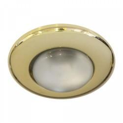 Точечный светильник Feron 2767 R-50 E14 (золото)