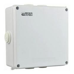 Коробка распределительная АСКО 150х150х70 белая IP65