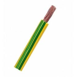 ПВ-3х0,75 желто-зеленый