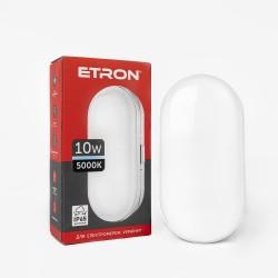 Светильник светодиодный ETRON Communal 1-EСP-503-E 10W 5000К (овал)