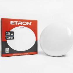 Светильник светодиодный ETRON Communal 1-EСP-504-C 15W 5000К (круг)