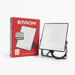 Прожектор LED ETRON Spotlight Power 1-ESP-204 25W 5000K 2300Lm