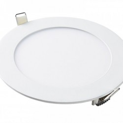 Светодиодная панель врезная круглая Lezard 9W 6400K 710Lm (464RRP-09)