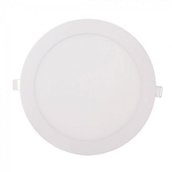 Светильник LED Panel Lezard встраиваемый (круг) 18W 4200К 1440Lm d225/d205 (442RRP-18)