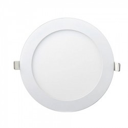 Светильник LED Panel Lezard врезная (круг) 12W 6400K 950Lm (464RRP-12)