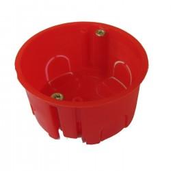 Коробка установочная d65 мм с пластиковыми ушами